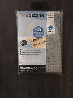 Brabantia Ironing board cover  (C) (49x18)