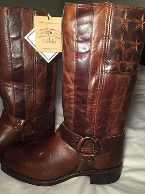 FRYE BOOTS NEW SIZE 10! 150 Year anniversary! Awesome