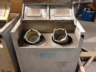 Double Paint Shaker Used - Highland