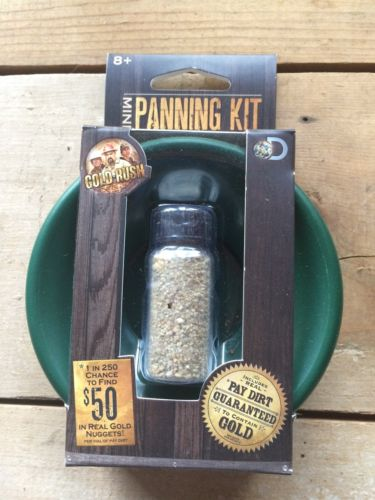 Mini Gold Panning Kit