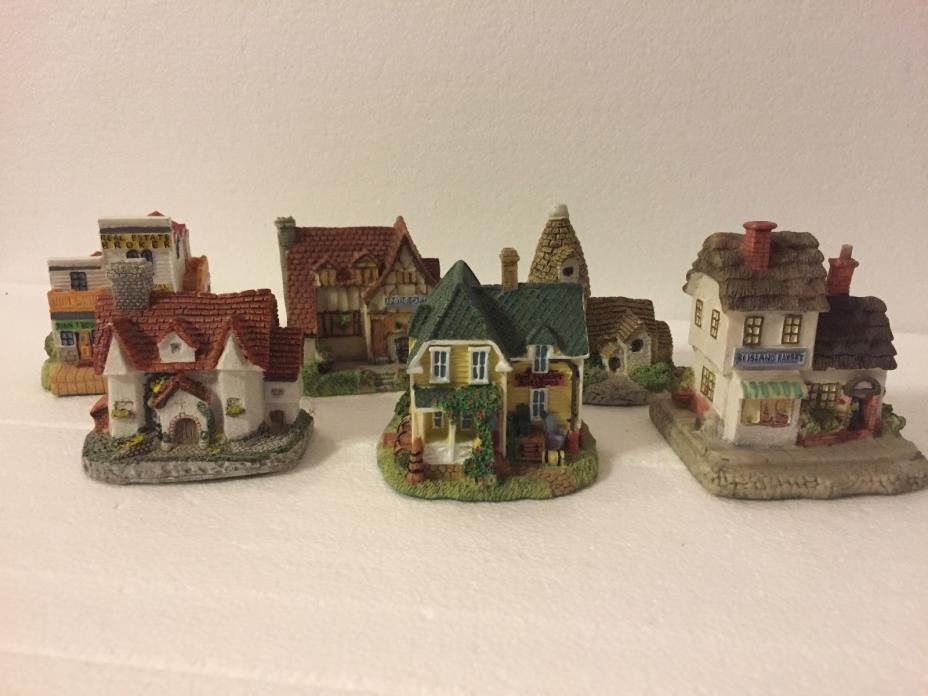 1992 Cornwall Collectors Society Cottages