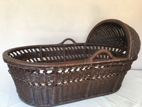 Pottery Barn Wicker Basket For Sale Classifieds
