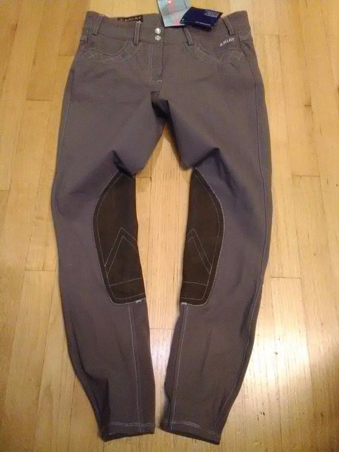Women`s Ariat Olympia Marquis Low Rise Riding Breeches 30  Long