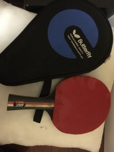 butterfly ping pong paddle - Case Included