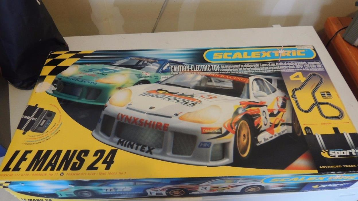 Slot cars sets for sale / All star ticket prices
