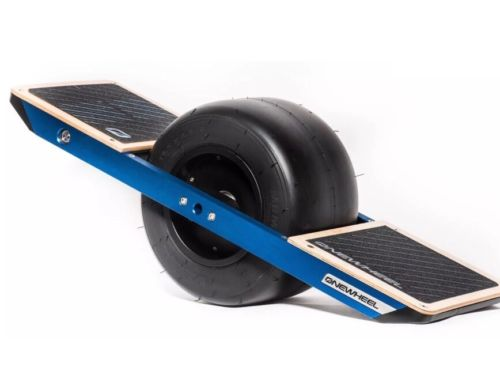 New Future Motion OneWheel Electric Off Road Skateboard One Wheel Extras!!!!