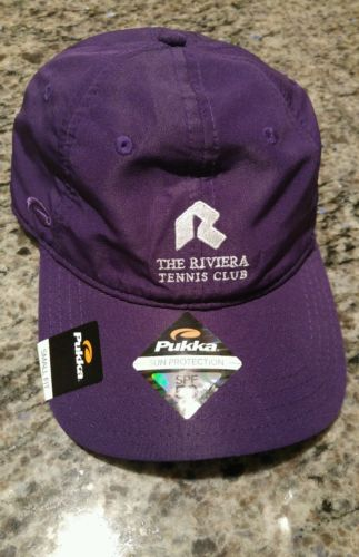 New Riviera Tennis Club Tennis Cap