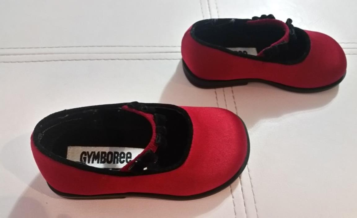 Girls Red shoes Toddler size 4