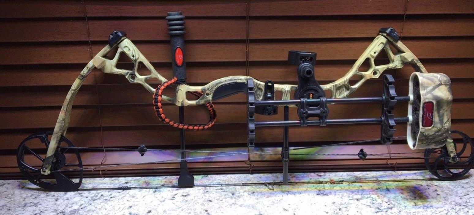 Bowtech Diamond Compound Bow - For Sale Classifieds