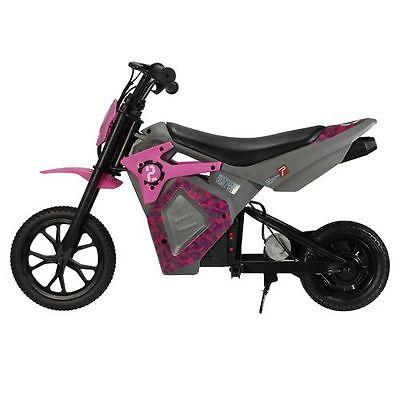 Pulse Performance EM-1000 Electric Motor Bike in Pink