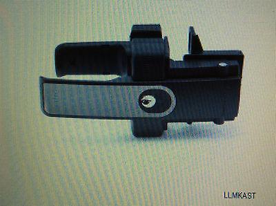 Lokk Latch Magnetic with Brushed Trim - LLMKAST