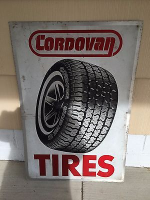 Cordovan Tire Sign