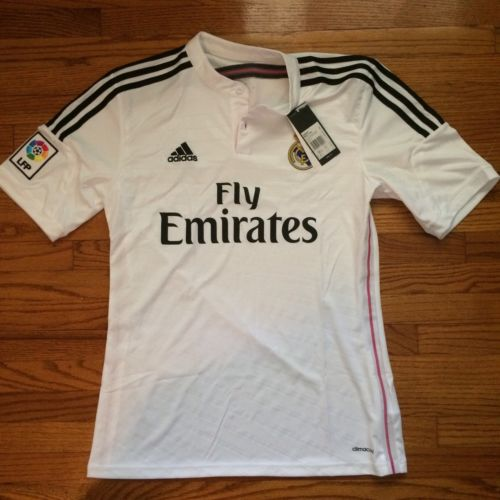 Real Madrid Jersey Small S