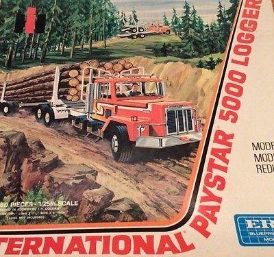 International paystar 5000 logger Ertl