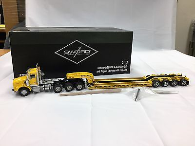 SWORD TRUCK AND LOWBOY