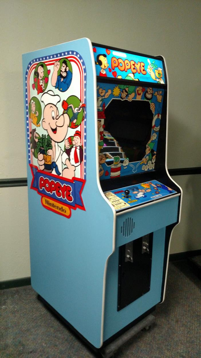 Popeye video game for sale