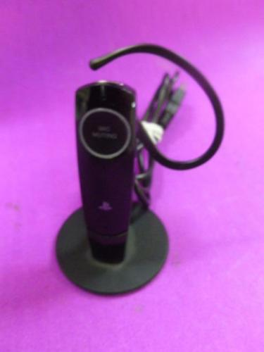 OEM Official Sony PS3 Bluetooth Headset CECHYA-0076 ~ TESTED&  WORKS GREAT