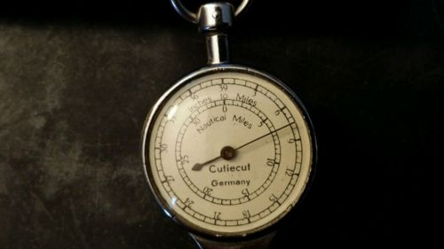 vintage German made nautical compass