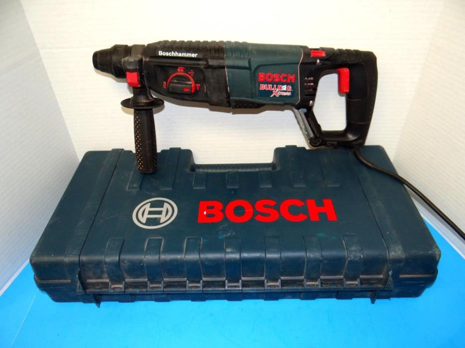 BOSCH Bulldog Xtreme SDS PLUS 11255VSR Rotary Hammer Drill