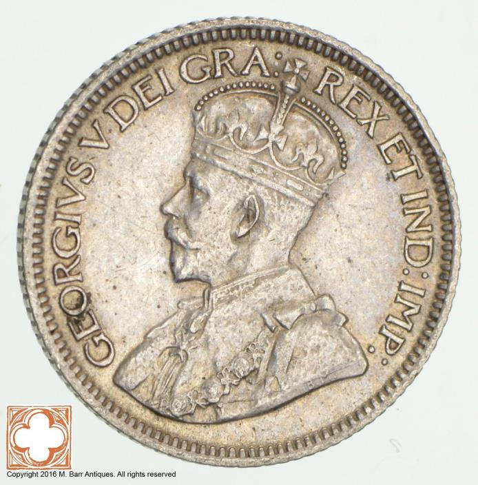 1931 Canada 10 Cents *8943