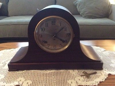 Antique Seth Thomas Sonora shelf Mantle Clock   Westminster Chime