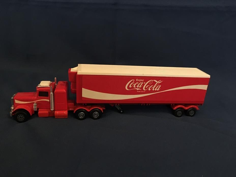 Coca Cola Super Kings Matchbox K17 K31 Peterbilt Truck