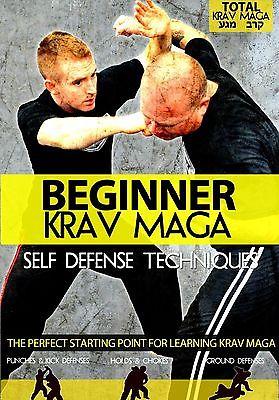 Beginner Krav Maga Self Defense Techniques - Perfect starting point DVD!