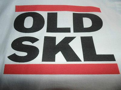 Old School Bmx T-Shirt LG OLD SKL Haro,Master,Sport,Dyno,Redline,Kuwahara,