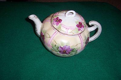 Japan Teapot Floral