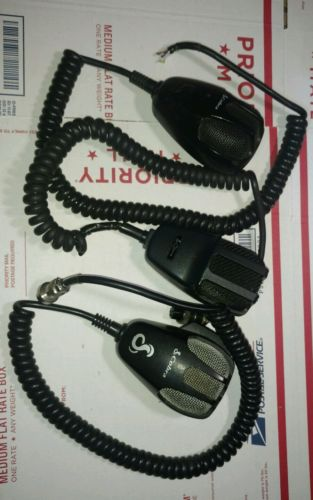 cobra cb power mic and misc. cb parts & stuff