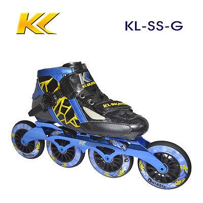 KL skate high speed skate, inline skate, racing skate, roller skate size 30-46