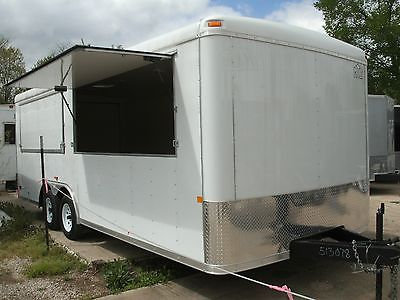 2017 MTI 8.5  x 20' Concession Trailer- NEW!!
