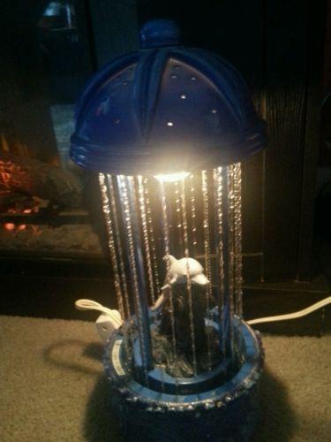 dolphin rain lamp