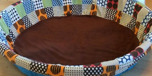 Medium Whelping Box/pool Cover - CLEARANCE PRICED!  by Tag's Puppy Stuff