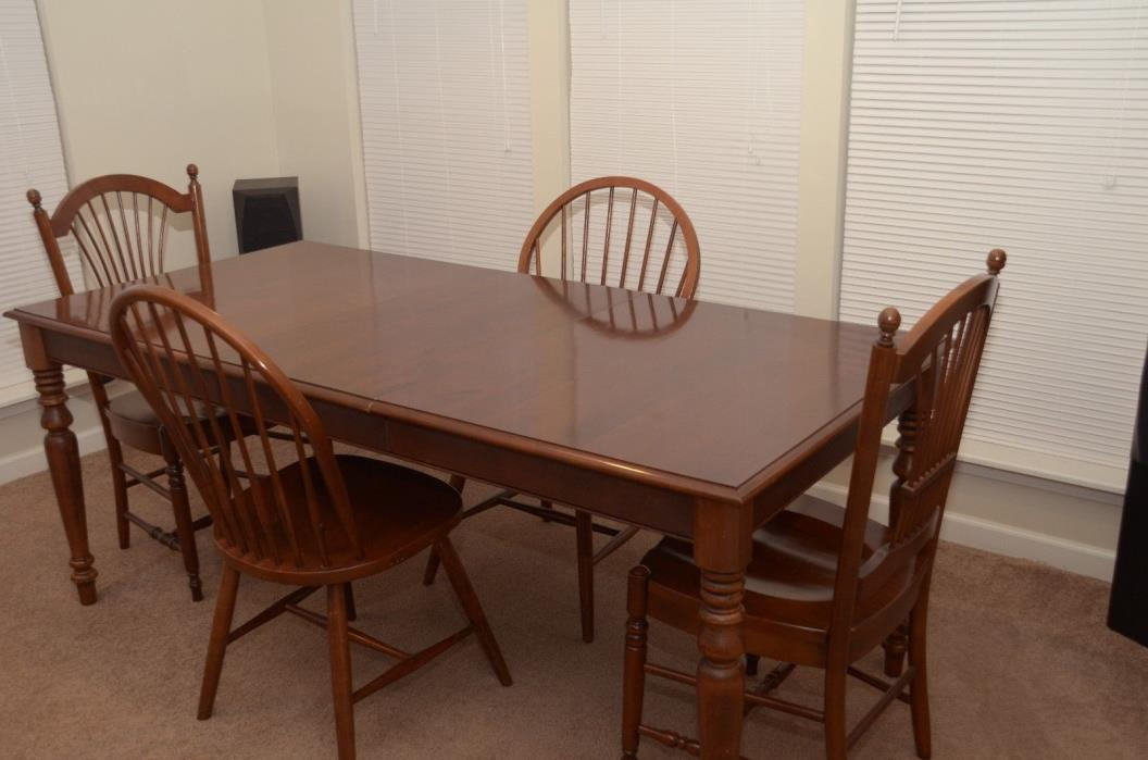 Chairs ethan allen for sale classifieds for Ethan allen dining room
