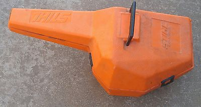 Stihl Chainsaw Case Vintage Top Handle Arborist MS 192T MS 200T