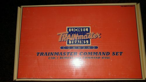 Lionel #6-12969 TMCC Command Set - NEW!!