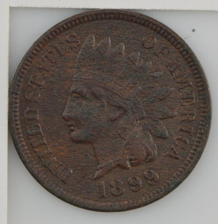 1899 Indian Head One Cent *Z50