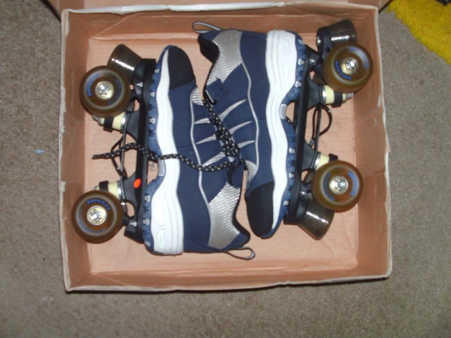 Cruisers Indoor Outdoor Roller Skates mens 5 womens 6
