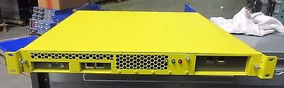 DataPower Network Appliance XS40 (9002-XS40-00) Factory Defaults