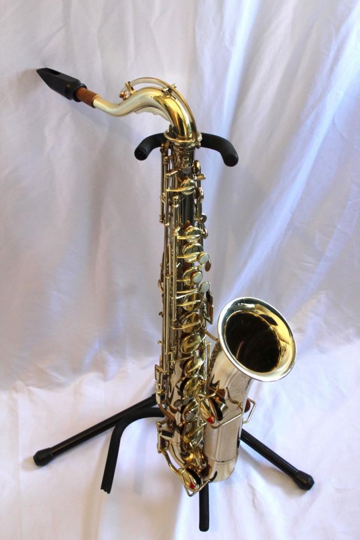 1920s True Tone Buescher Saxophone w/ Case