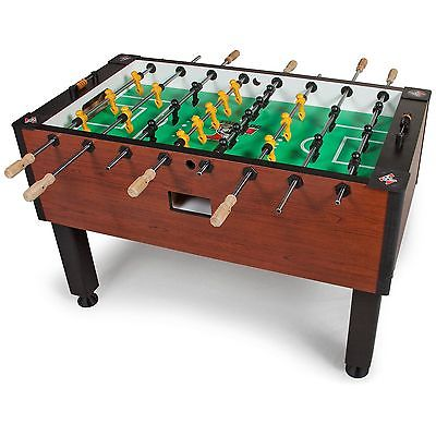 Tornado Elite Foosball Fussball Table w/ FREE Shipping