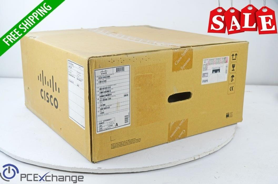 Cisco PWR-RPS2300 Redundant Power System 2300 Data Voice Video Switch Network