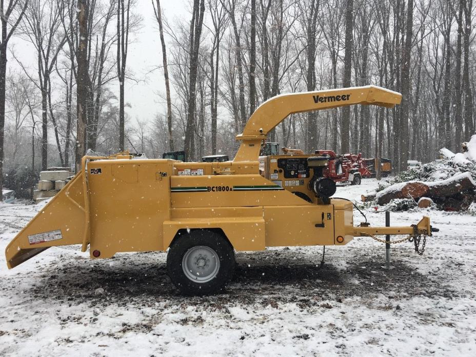 2000 Vermeer BC1800A Chipper