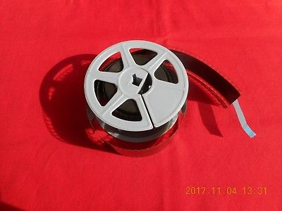 1-35mm FILM MOVIE TRAILER   BLACK & WHITE SOUND  Approx.50' Mounted on New Reel