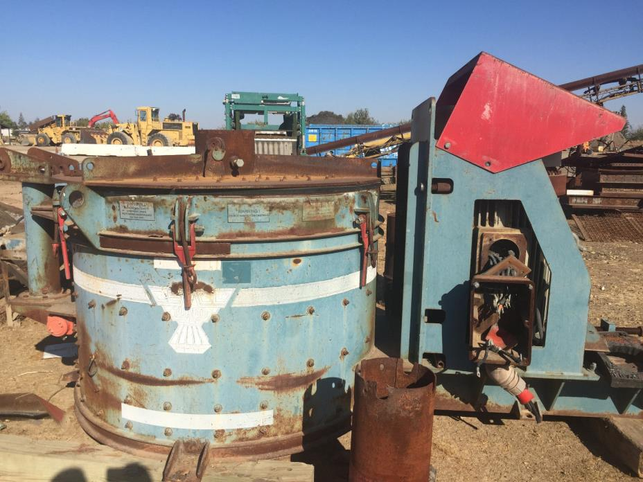 CEMCO VSI Impact Crusher Gold Silver Mining Equipment