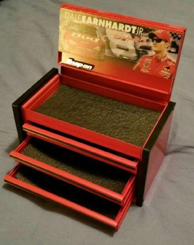snap on micro mini tool box nascar Dale Earnhardt jr