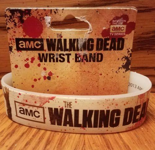 Walking Dead Wrist Band AMC Walking Dead 3X