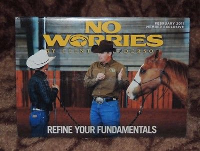 Clinton Anderson Refine your Fundamentals Horse Training NWC DVD