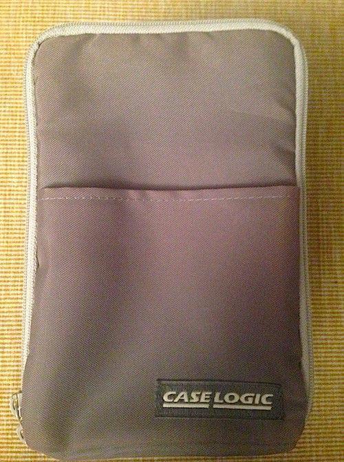 Case Logic Compact Disc CD Jewel Case Storage Holder Rare Mocha Color 15 CD's